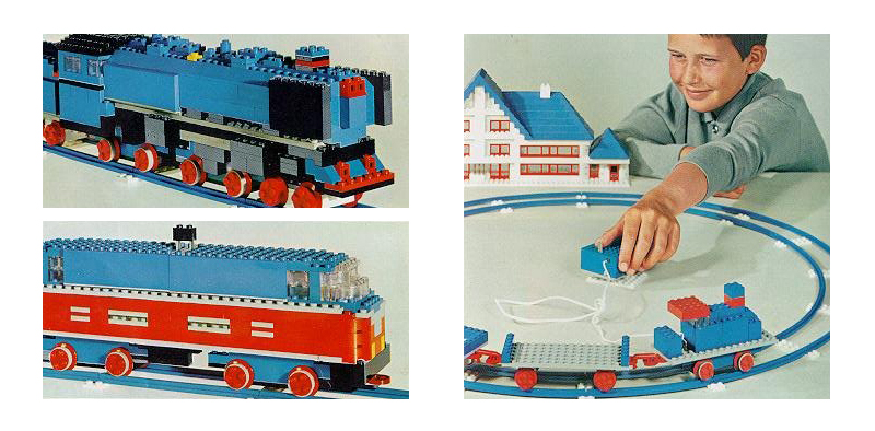 Treni LEGO Idea Book
