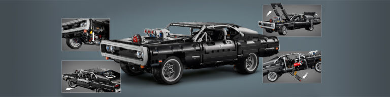LEGO Technic Dodge Charger