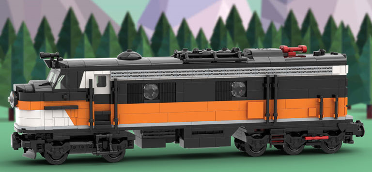 LEGO Train Projects